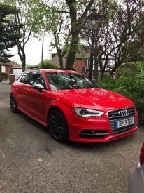 Audi s3 replica 1.4 tfsi.