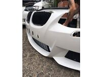 Front bumper BMW e92 m sport