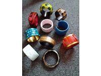 Bracelets - All new - variety