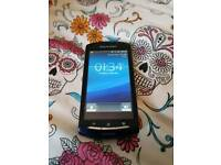 Sony mt15i smart phone