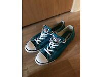 Bundle Of Used Unisex Shoes Fred Perry & Converse