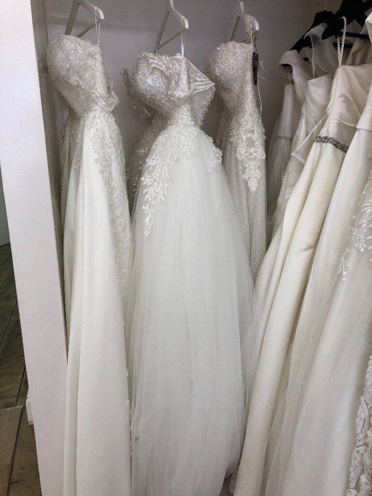Wedding Dresses And Evening Wear Clearance In Chingford London Gumtree