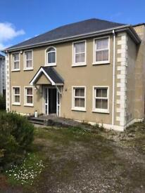 House to let-st johnston DONEGAL