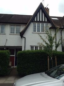3/4 bedroom house situated close to Golders Green Tube Station and local amenities.
