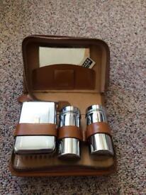 Vintage grooming kit