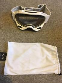 Oakley A-Frame Googles - Shaun White with Clear Lens