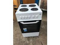 Tidy. Beko. 50cm. Electric. Cooker