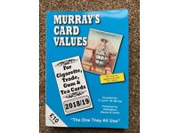 2018/19 Murray's Cigarette card values catalogue NEW
