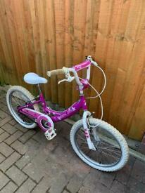 MIAMI MISS GIRLS BIKE 20 inch wheels size