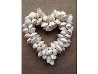 Wedding gift hart 25 cm length