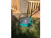 electric lawn mower £15