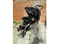 Travel System, Pushchair, Baby car seat, Child safety gate, Nappies