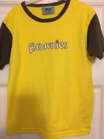 Brownies uniform t-shirt