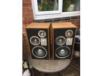 Solavox PR35 Mark 2 speakers