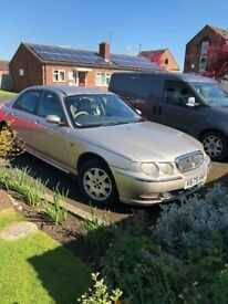 Rover 75. 2L Deisel. Great runner and Brillaint on fuel