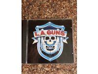 LA Guns cd in excellent condition