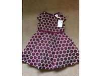 Girls John Lewis dress