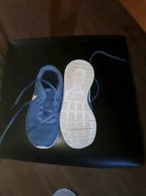 Nike trainers size 2