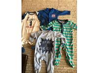 Baby boys clothing bundle - Newborn/First size