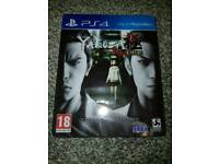 Yakuza kiwami ps4 brand new sealed