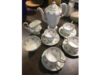 Paragon tea set for 4