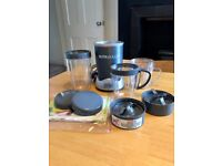 NutriBullet 12-Piece Set (Barely Used)