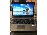 Dell laptop blue colour excellent condition