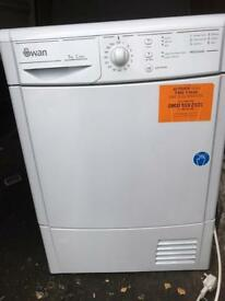 SOLD Condenser tumble dryer