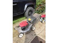 """Honda izy 21"""" Petrol lawnmower"""
