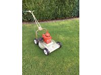 Hayterette Rough Cut lawnmower
