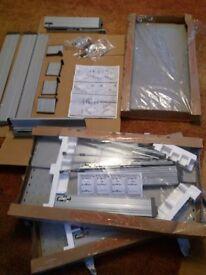 free 3 x Blum Tandembox drawer system for 900mm pan drawers