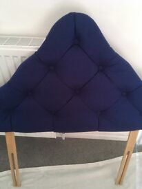 HEAD BOARD - Dark Blue - Single