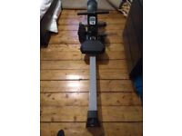JLL R200, 10 speed rowing machine in very good condition