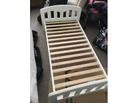 Small single bed SOLD
