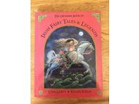 W The Orchard Book of Irish Fairy Tales and Legends, Una Leary & Susan Field (hardback)