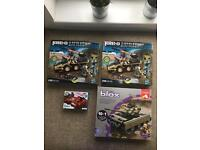 Building sets - nevee been open - compatible with Lego