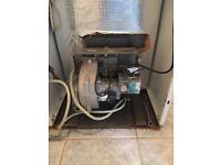 Oil boiler worcester danesmoor 32/50 gb -l utility oil boiler