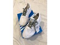 Brand New Genuine Adidas LA Trainer Size 5