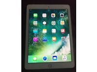 iPad Air 2 4G and wifi white boxed brand new
