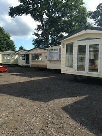 Static Caravan for sale offsite from £2000 Transport included