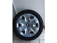 BMW WINTER TYRES