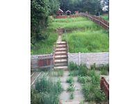 Garden jobs/ gardener work wanted