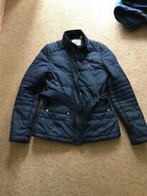 Jack wills jacket ladies size 8