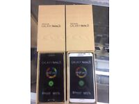 Samsung Galaxy Note 3 Refurbished, Unlocked, With Warranty Black & White color