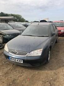 05 MK3 FORD MONDEO BREAKING