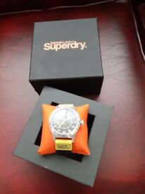 Superdry Official Timepiece