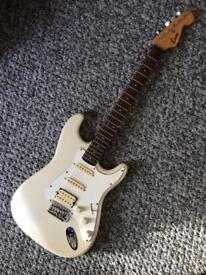 Vintage Encore Stratocaster with new gigbag