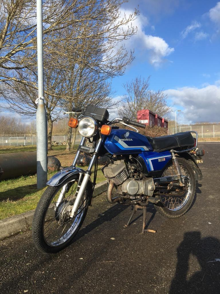 Honda H100s In Portsmouth Hampshire Gumtree 2010 Goldwing Fuse Box