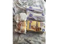 Size 1 & 2 nappies from Asda
