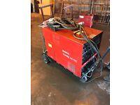 Murex transtig ac/dc 360 welding machine 3 phase